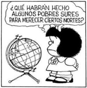 mafalda sur norte
